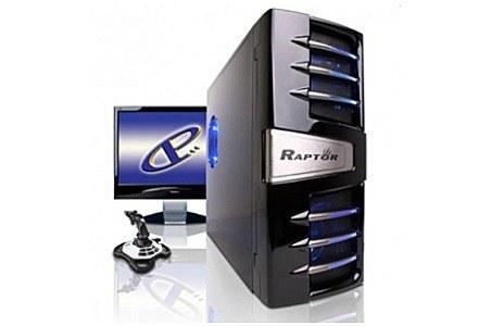 Komputer CyberPower /Gadżetomania.pl