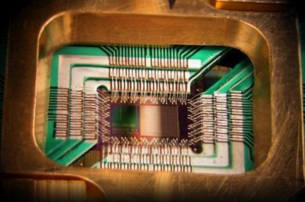 Komputery kwantowe wciąż pozostają w sferze science-fiction /materiały prasowe