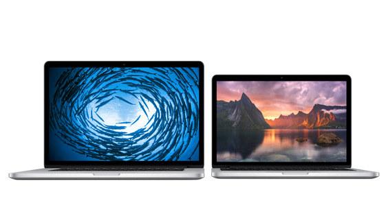 Komputery MacBook Pro dostaną nowe procesory /materiały prasowe