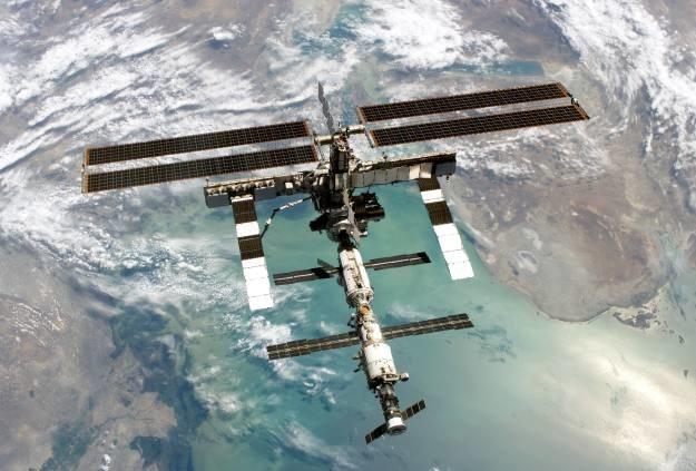 Komputery na ISS zostały zainfekowane wirusem Stuxnet - twierdzi Eugene Kaspersky /AFP