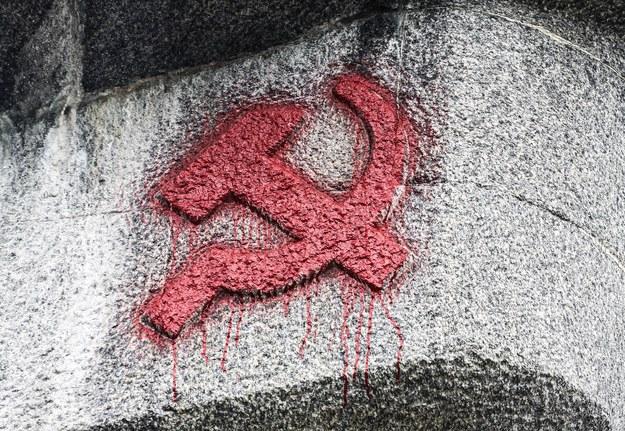 Komunizm - zbrodniczy system odpowiedzialny za śmierć dziesiątek milionów osób /Artur Szczepański /Reporter