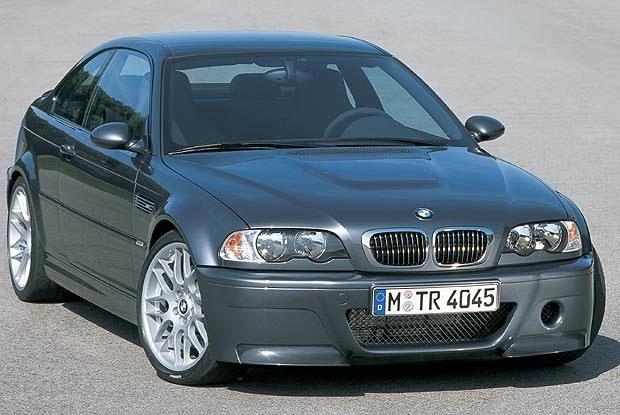Koncepcyjne BMW M3 CSL (kliknij) /INTERIA.PL