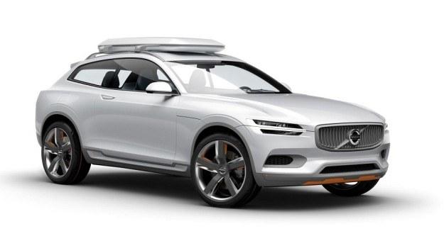 Koncepcyjne Volvo XC Coupe /Volvo