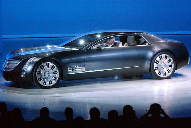 Koncepcyjny Cadillac Sixteen (kliknij) /INTERIA.PL