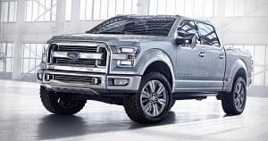 Koncepcyjny Ford Atlas /Ford