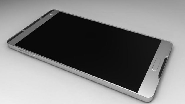 Koncept Samsunga Galaxy S6 Źródło: Jermain Smit/Concept Phones /Komórkomania.pl