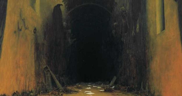 """Koncert i wystawa """"Świat Mistrza Beksińskiego"""" odbędą się w rocznicę śmierci artysty w Rzeszowie /materiały prasowe"""