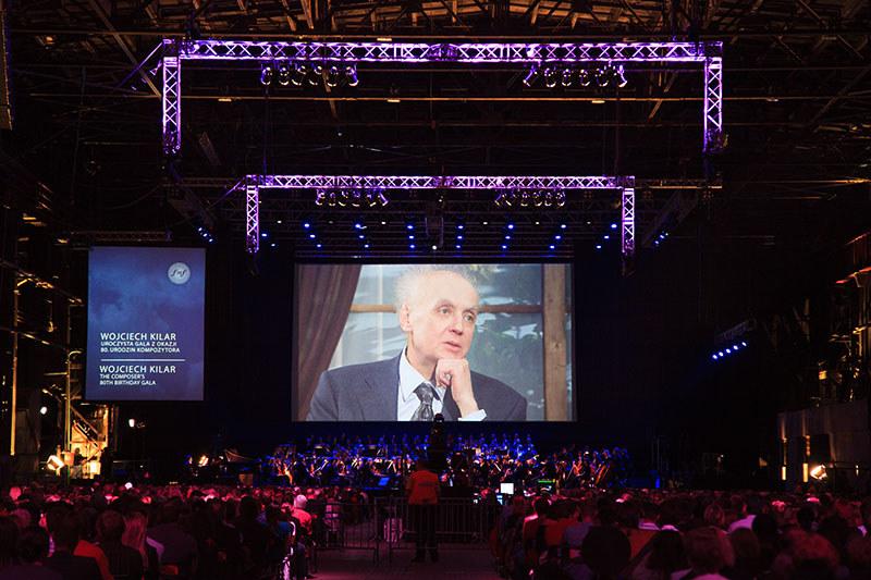 Koncert odbył się w jednej z najciekawszych sal koncertowych w Polsce - hali dawnej ocynowni w Nowej Hucie /Wojciech Wandzel, www.wandzelphoto.com /materiały prasowe