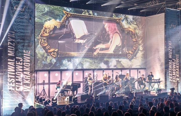 Koncert Video Game Show: Critical Hit, fot. Wojciech Wandzel /materiały prasowe