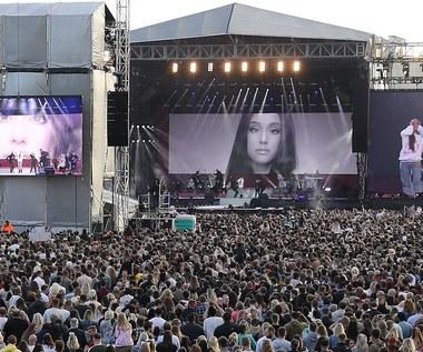 Koncert w Manchesterze: Światowe gwiazdy muzyki pop razem na scenie