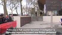 Konferencja londyńskiej policji: To był akt terrorystyczny