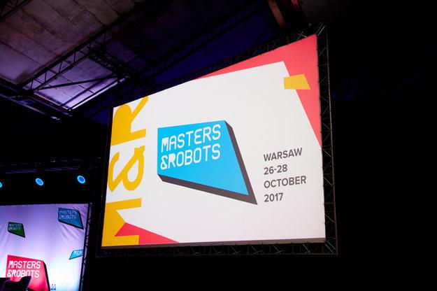 Konferencja Masters&Robots zorganizowana w Warszawie w dniach 26-27 października / inf. prasowa /&nbsp