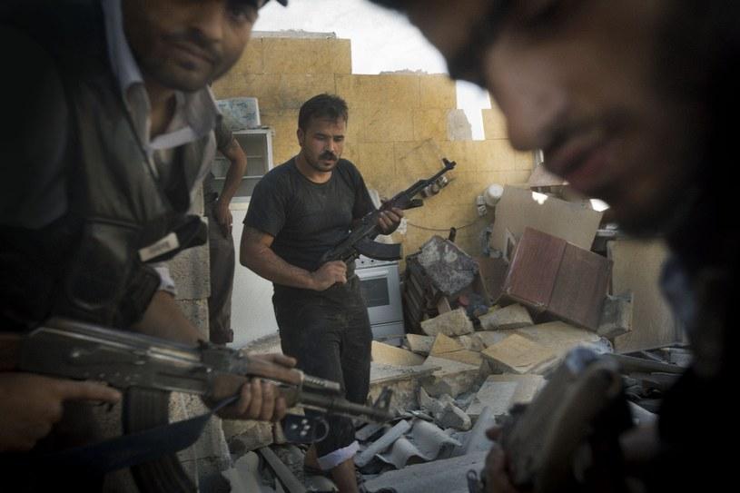 Konflikt zbrojny w Syrii trwa od marca 2011 roku /AFP