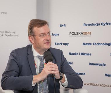 Kongres 590: Adam Sikorski, prezes Polskiej Grupy Motoryzacyjnej