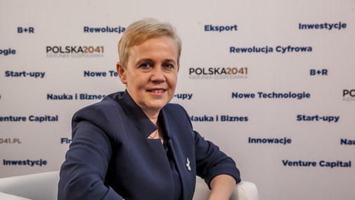 Kongres 590: Beata Daszyńska Muzyczka, prezes Banku Gospodarstwa Krajowego