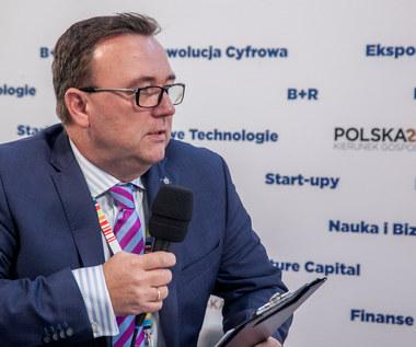 Kongres 590: Maciej Wyszoczarski, dyrektor sieci operacji PKO BP