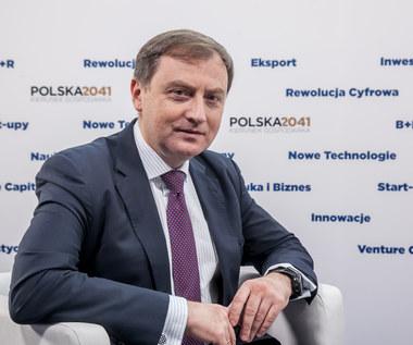 Kongres 590: Wojciech Hann, członek zarządu BGK