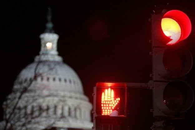 Kongres USA zapala czerwone światło dla korzystania z sieci P2P przez urzędników /AFP