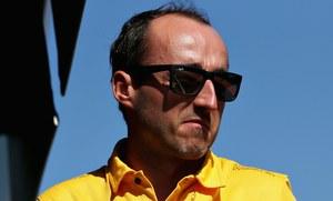 Koniec marzeń Roberta Kubicy o F1?
