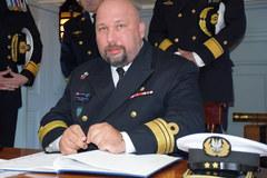 Koniec misji polskich marynarzy. ORP Kontradmirał Xawery Czernicki nie jest już okrętem dowodzenia