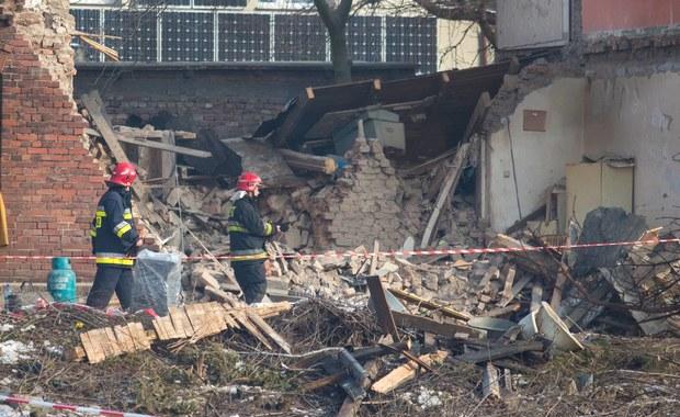 Koniec oględzin miejsca katastrofy budowlanej w Sosnowcu. Śledczy czekają na opinie biegłych