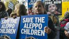 """Koniec """"przerwy humanitarnej"""" w Aleppo. Znowu wybuchły zacięte walki"""