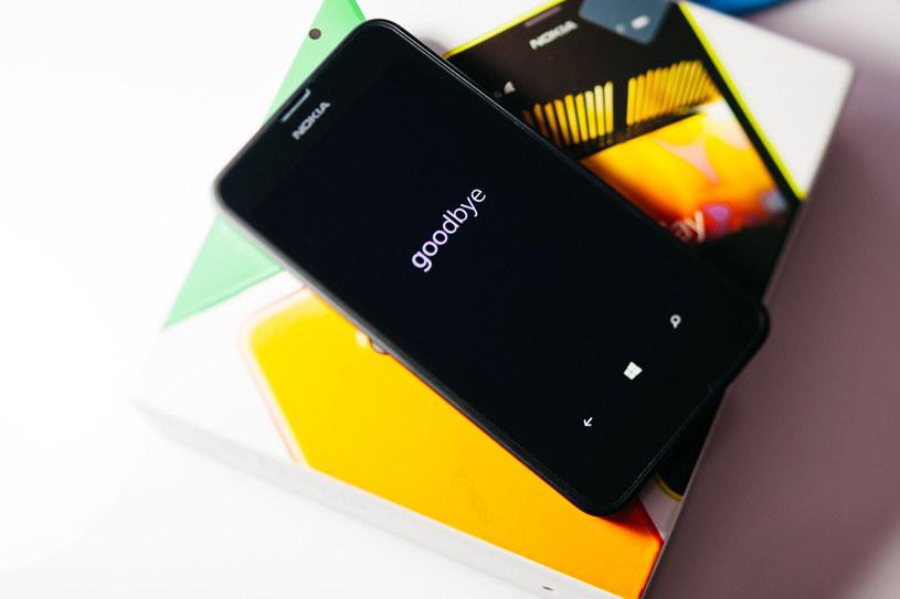 Koniec serii Lumia to tylko kwestia czasu /©123RF/PICSEL