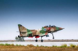 Koniec służby izraelskich Skyhawków. Następcą będzie włoski M-346 Master
