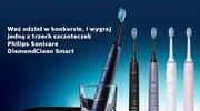 """Konkurs """"Białe i zdrowe zęby z Philips Sonicare DiamondClean Smart """" - weź udział!"""