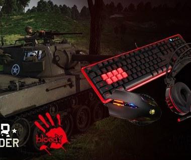 Konkurs: Do wygrania kody do gry War Thunder i sprzęt marki Bloody