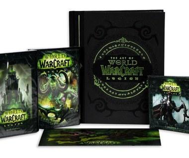 Konkurs: Do wygrania kolekcjonerskie wydania gry World of Warcraft Legion