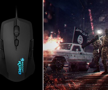 Konkurs: Do wygrania myszka Roccat Kiro i gry IS Defense
