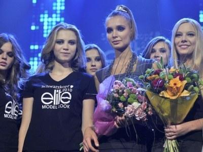 Konkurs Elite Model Look jest organizowany od 1983 roku  /Jacek Kurnikowski /AKPA