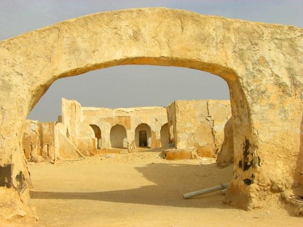 """Majówka na Saharze, miejsce, gdzie został nakręcony kultowy film """"Gwiezdne wojny"""". Szczerze polecam !"""