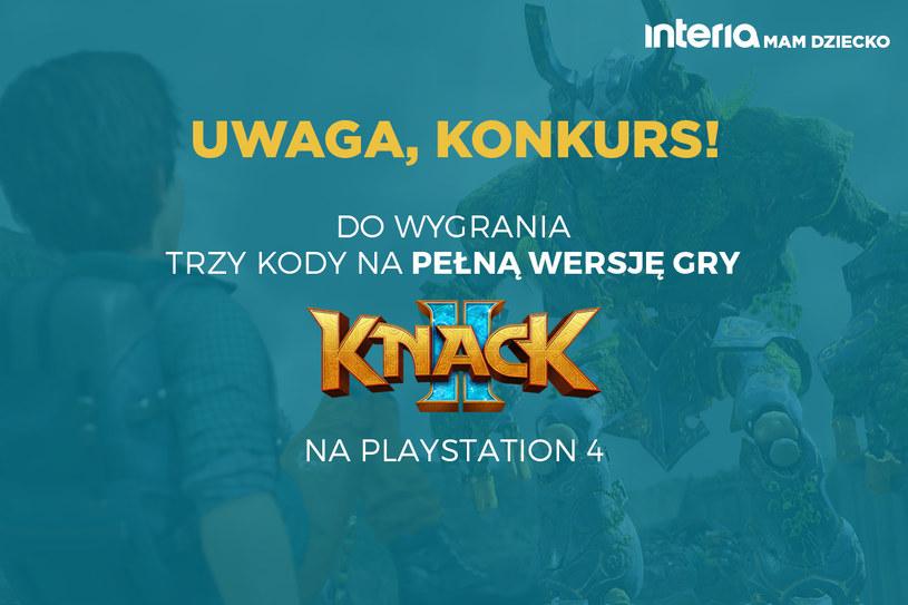 Konkurs Knack II /INTERIA.PL