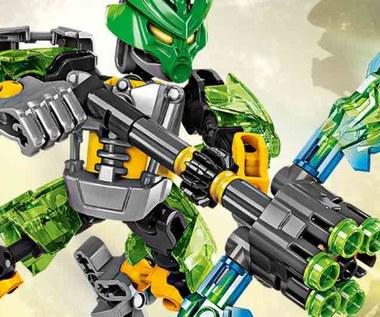 Konkurs: LEGO BIONICLE