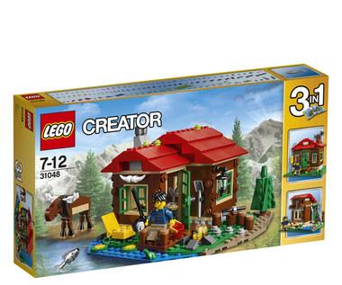 Konkurs LEGO® Creator: jeden zestaw, milion pomysłów