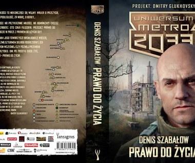 """Konkurs: Mamy dla was książki """"Prawo do życia"""" autorstwa Denisa Szabałowa"""