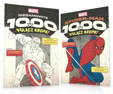 Konkurs: Marvel - połącz kropki