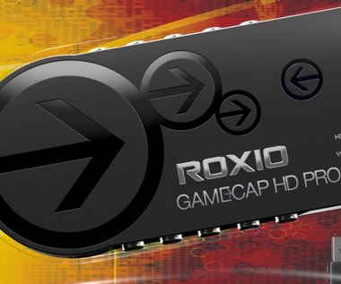 Konkurs: Pakiet Roxio Game Capture HD PRO