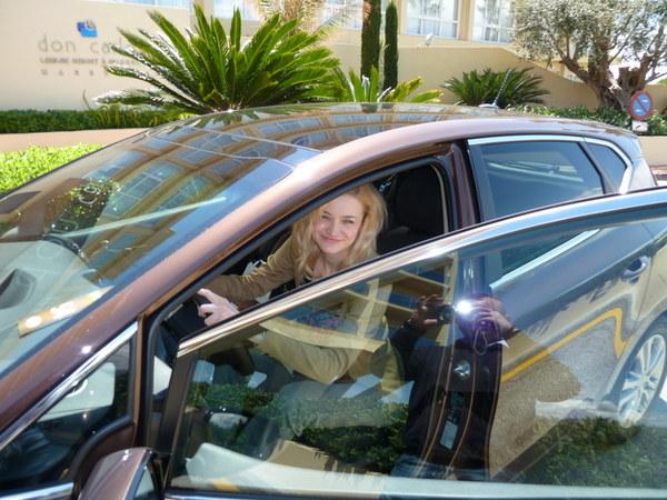Jedna z moich majówek to testowanie nowego modelu samochodu znanej marki. Cała impreza odbyła się w Hiszpanii - na Costa del Sol. Więc jeździliśmy andaluzyjskimi dróżkami i zachwycaliśmy się śródziemnomorskim klimatem :)