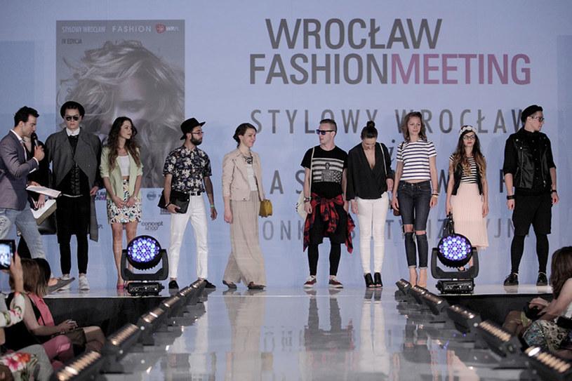 """Konkurs """"Stylowy Wrocław"""" organizowany jest w ramach Wrocław Fashion Meeting /materiały prasowe"""