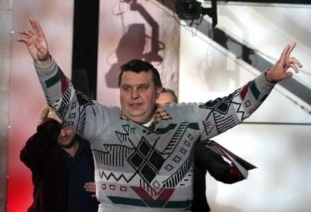 Kononowicz został gwiazdą przed wyborami w 2006 roku, fot. W.Traczyk /Agencja SE/East News
