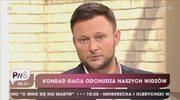 Konrad Gaca obala mit diety bezglutenowej