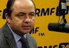 Konrad Szymański będzie gościem Porannej rozmowy w RMF FM