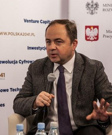 Konrad Szymański dla Interii: Nie można burzyć fundamentów Unii