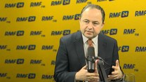 Konrad Szymański w Porannej rozmowie w RMF FM