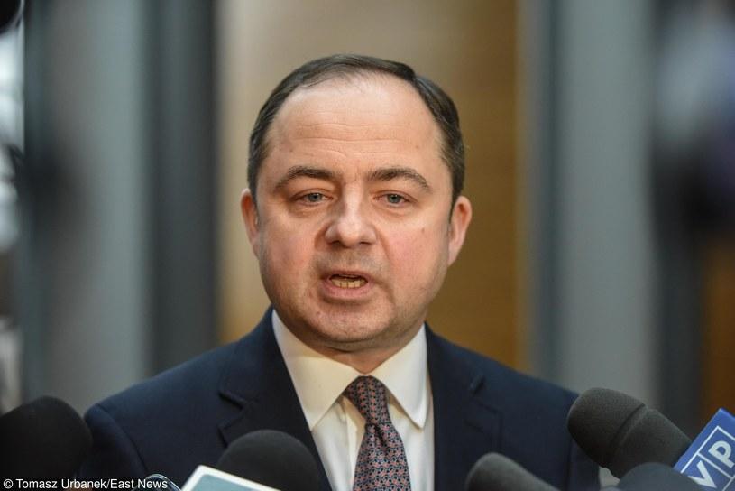 Konrad Szymański /Tomasz Urbanek /East News