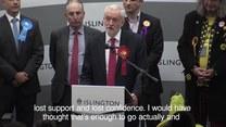 Konserwatyści tracą większość. Corbyn wzywa May do zrezygnowania ze stanowiska premiera