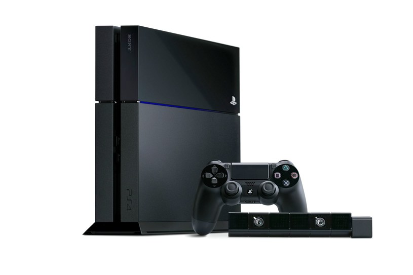 Konsola PlayStation 4 /materiały prasowe